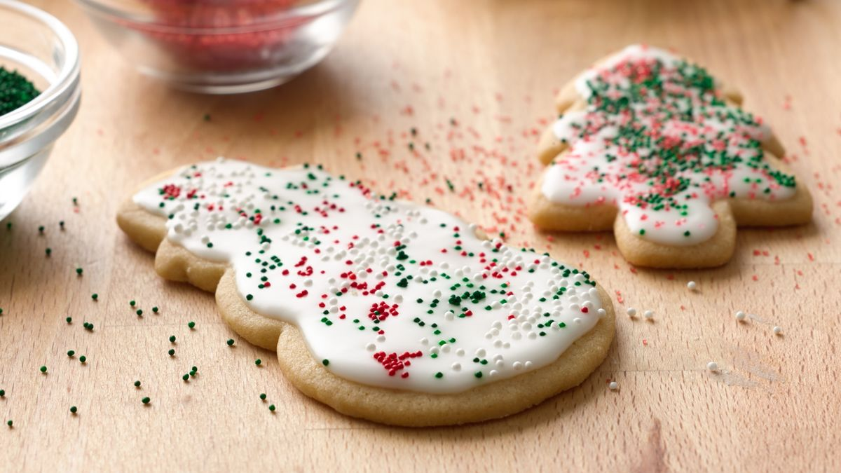 Pillsbury™ Shape™ Christmas Tree Sugar Cookies - Pillsbury.com