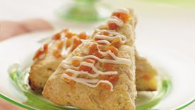Apricot and White Chocolate Scones