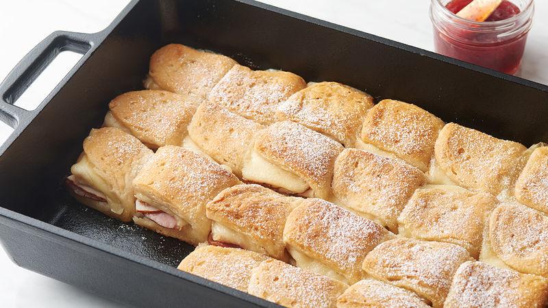 Monte Cristo Biscuit Slider Bake