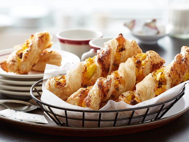 Savory Breakfast Twists