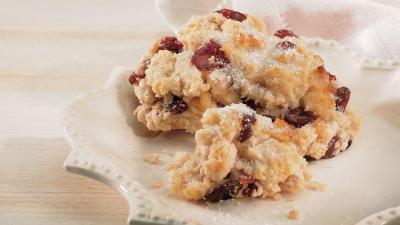 Cranberry-Walnut Scones