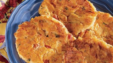 Zesty Potato Patties