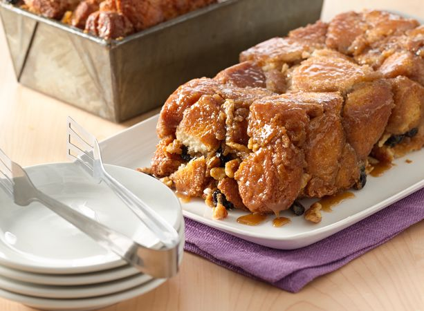 Biscuit Pull-Apart Bread