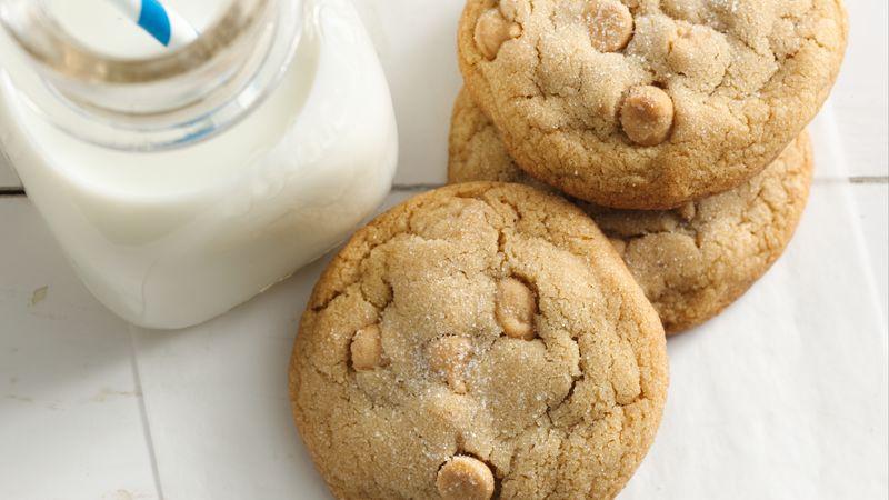 Rich Peanut Butter Cookies Recipe Bettycrocker Com