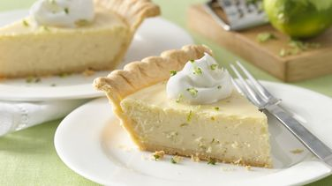 Creamy Key Lime Pie