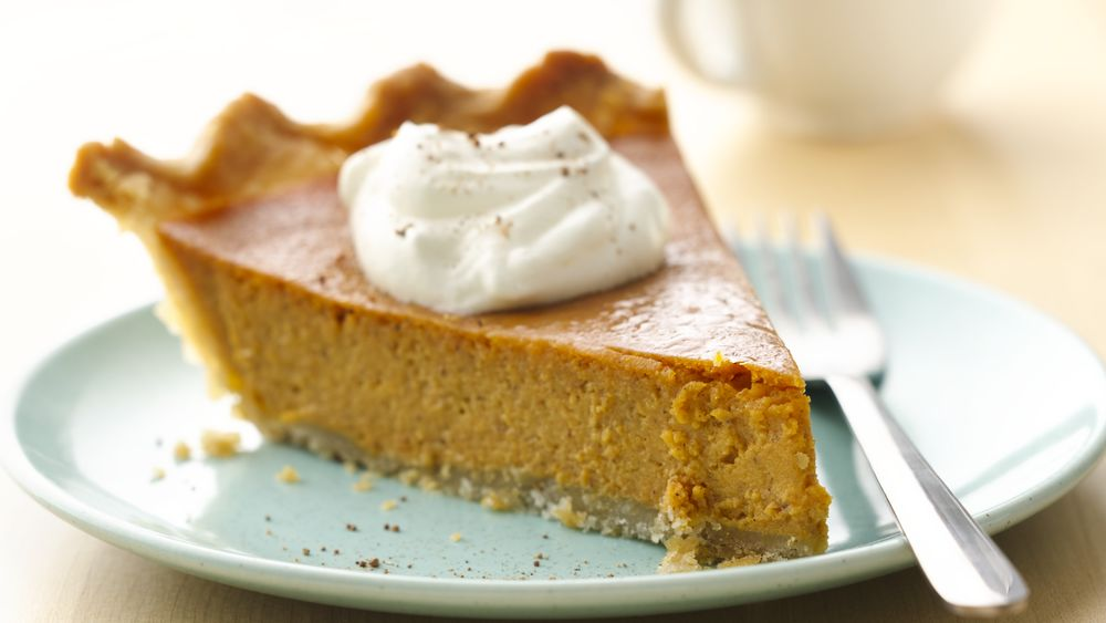 Gluten-Free Classic Pumpkin Pie