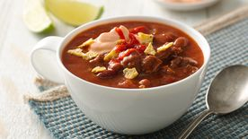 Smokehouse Chili with a Kick