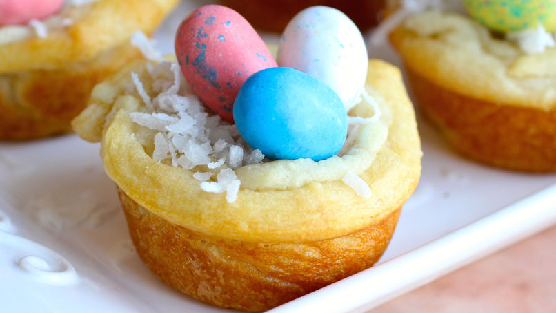Pillsbury™ Crescent Easter Nests