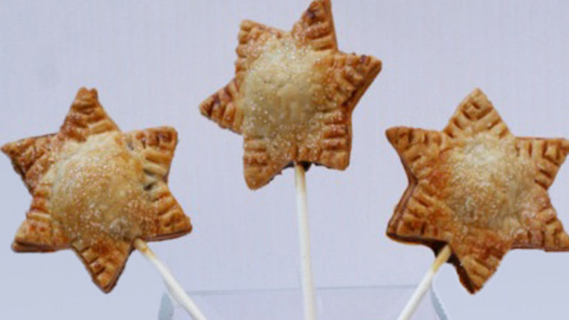Star Pie Pops