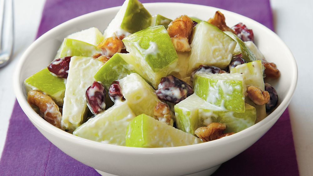 Green Apple Waldorf Salad recipe from Pillsbury.com