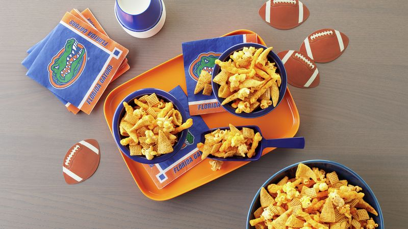 University of Florida Gator Teeth Taco Chex™ Party Mix