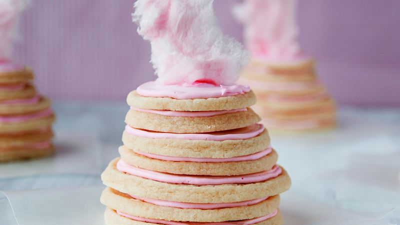 Baby Shower Cookie Images ~ Baby shower cookie cakes recipe pillsbury