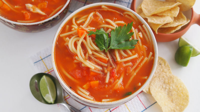 Image result for Mexican soup