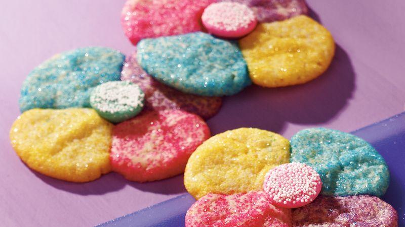 Pretty Posy Cookies