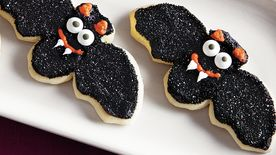 Batty Sugar Cookies