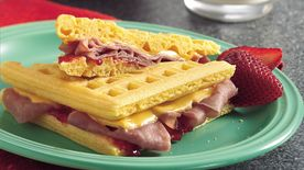 Breakfast Wafflewiches