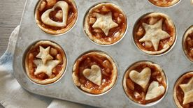 Easy Apple Pie Cups