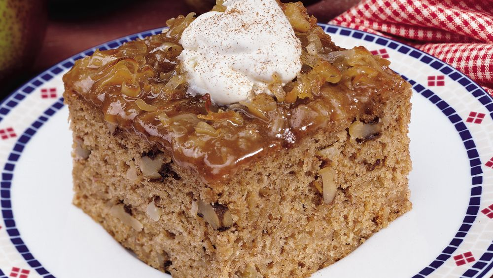 Honey-of-a-Pear Cake