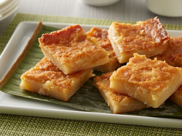 Filipino Cassava Cake Calories