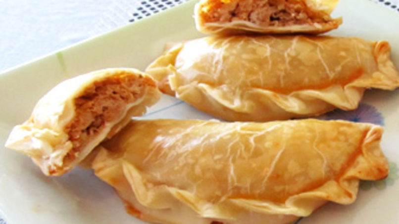 Argentine Atún Empanadas