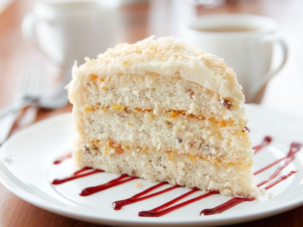 Italian Cream Cheese Cake With Amaretto Orange Peel General Mills