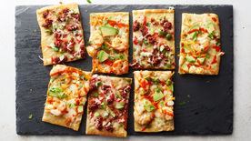 Global Fusion Flatbread