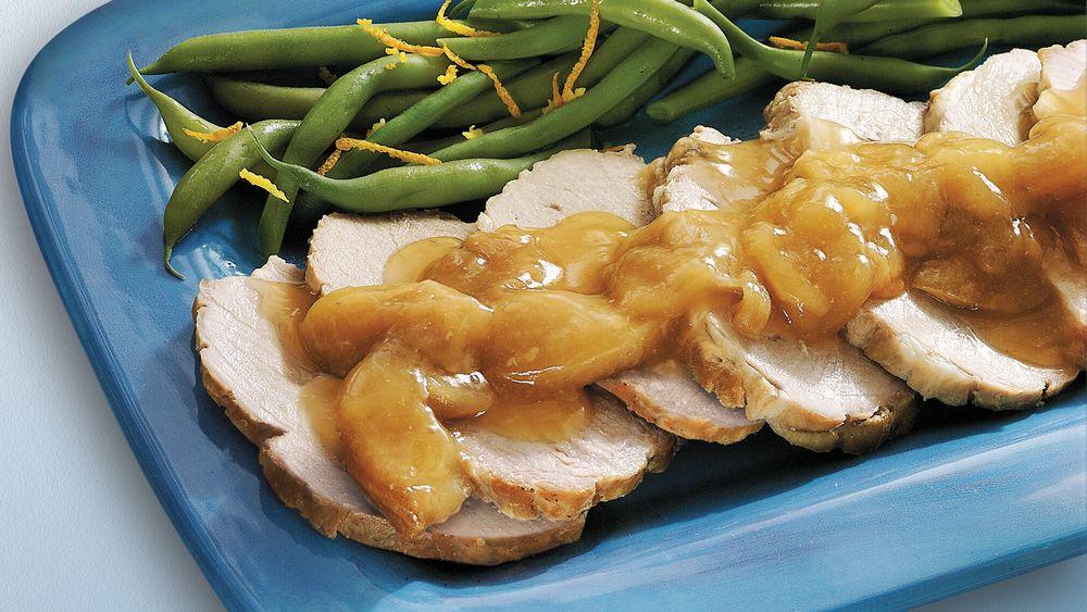 Honey-Dijon Pork Roast