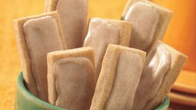 Sugar-and-Spice Shortbread Sticks