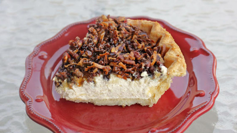 Pecan Cream Cheese Pie