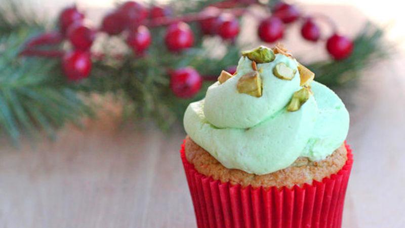 Vanilla Glazed Pumpkin Muffins