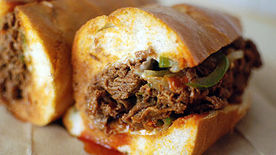 Bulgogi Cheesesteak