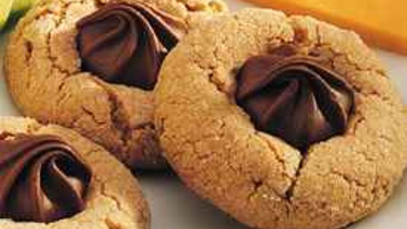 Peanut Butter-Chocolate Cookies