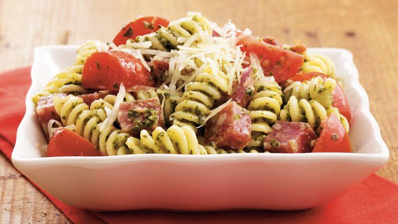 how to cook fusilli pasta