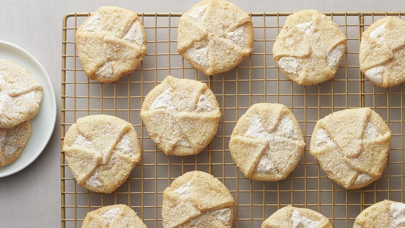 Meringue-Filled Italian Sugar Cookies