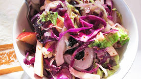 Tangy Cabbage Slaw