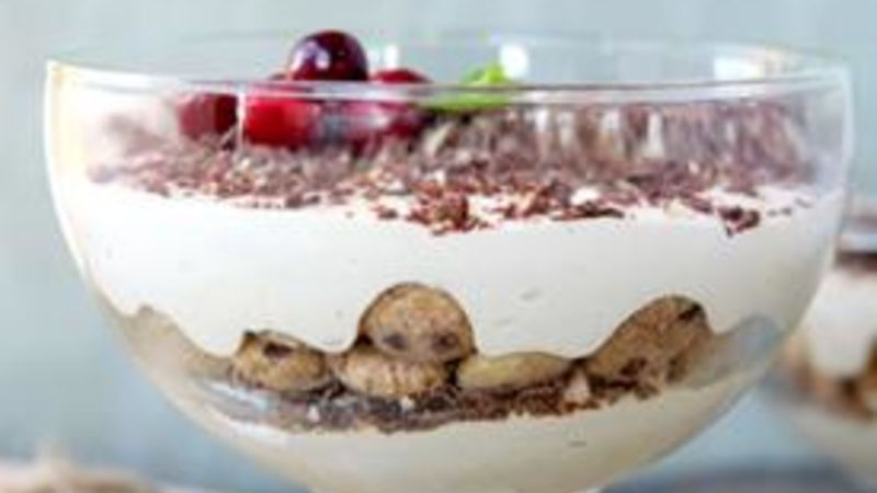 Tiramisu with Cookie Crisp