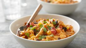 Slow-Cooker Southwest Cheesy Chicken and Rice