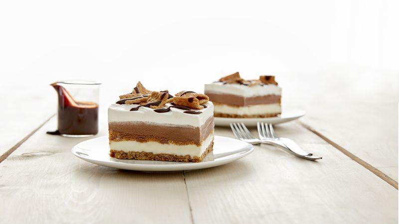 Golden Grahams™ S'mores Ice Cream Bars