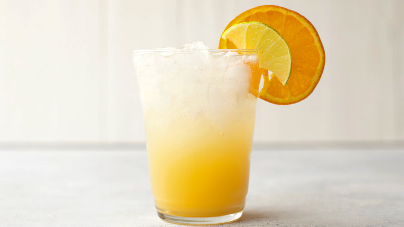 Mango Grapefruit LaCroix™ Mimosa