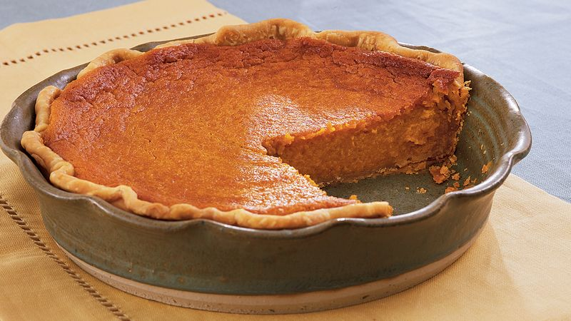 Roasted Sweet Potato Pie Recipe - BettyCrocker.com