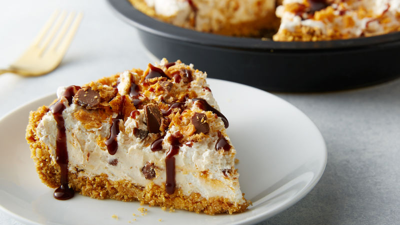 No-Bake Butterfinger™ Cheesecake
