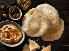 Soft Pita Breads