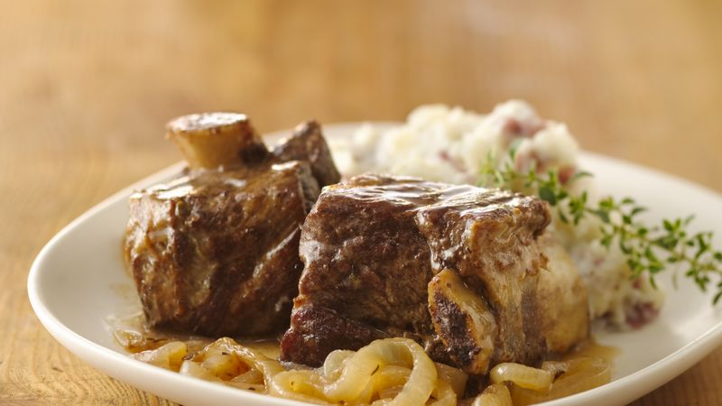 Beef Short Ribs Carbonnade