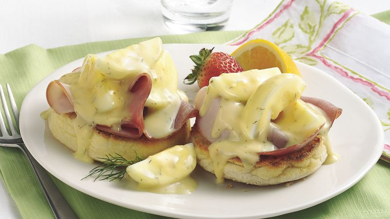 Brunch Ham and Egg Muffins