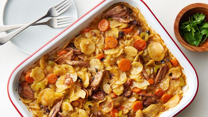 Pot Roast Casserole