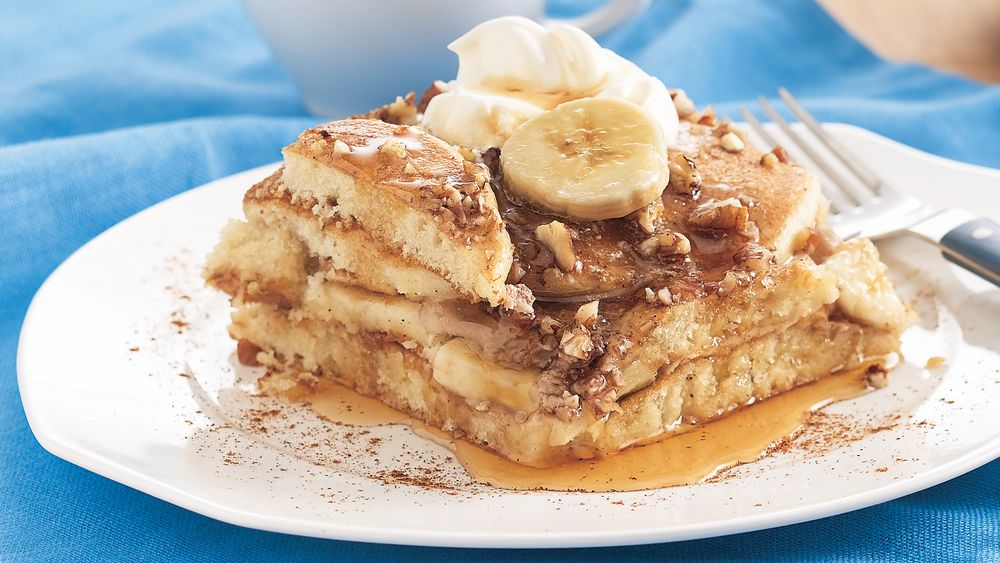 Banana Pecan Pancake Bake Recipe - Pillsbury.com