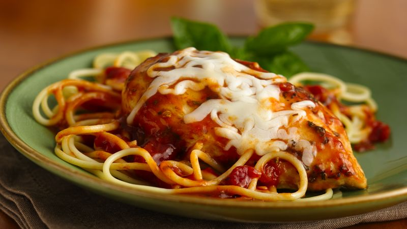 Chicken Italian Recipe Bettycrocker