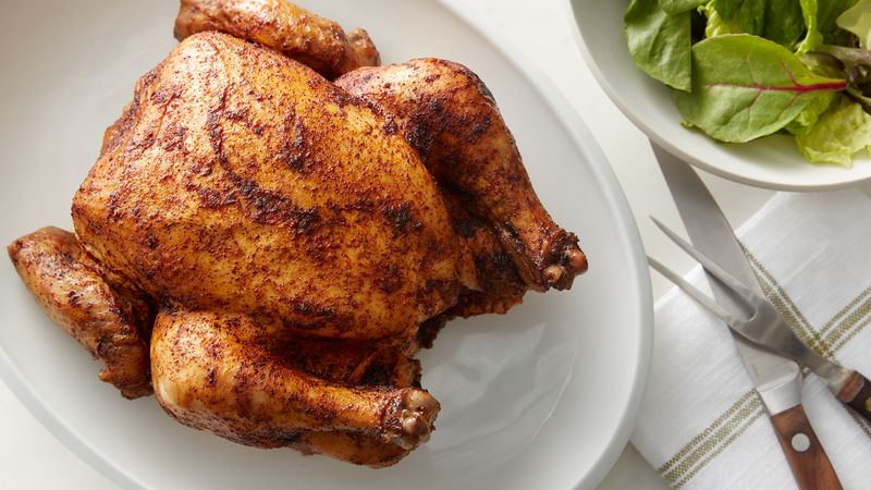 Slow-Cooker Rotisserie-Style Chicken