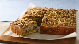 Mango-Almond Coffee Cake
