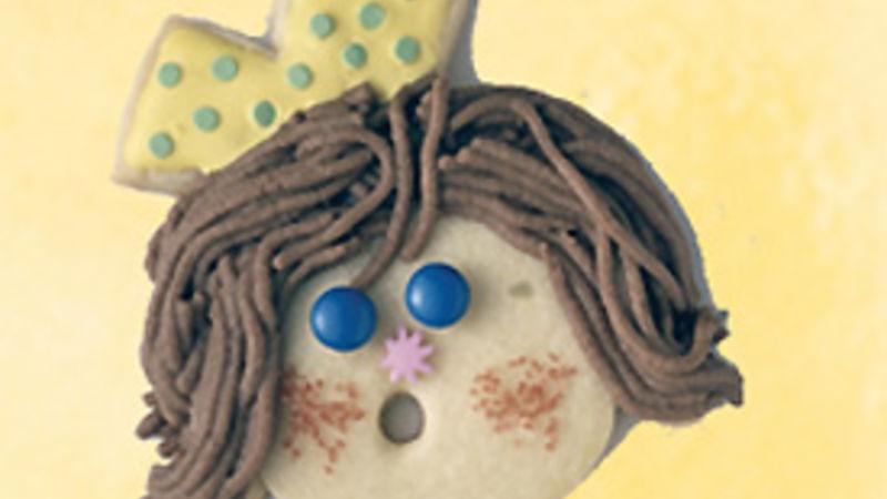 Chorus Girls Cookies